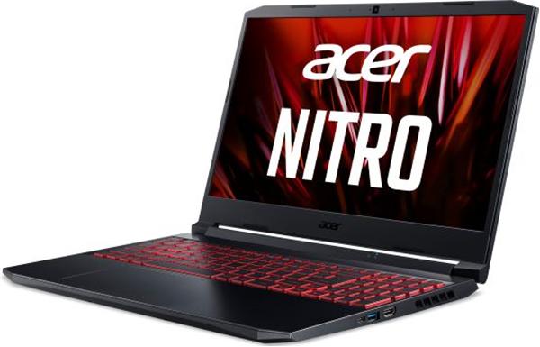 Acer Nitro 5 AN515-57-59V0 15.6''FHD IPS 144Hz i5-11400H 8GB 512GB PCIe NVMe SSD RTX3050 4GB RED B/L KB Win 10 Home 64Bit