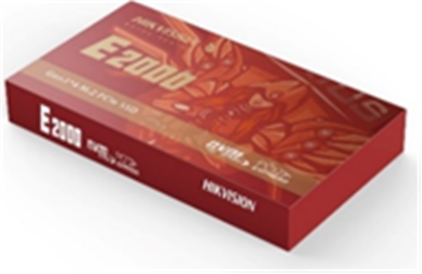 Hikvision E1000 PCIe NVMe 256GB 1950MB/s read speed/ 1260MB/s write speed