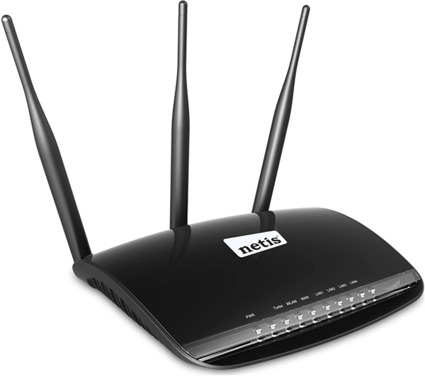 Netis 300Mbps Wireless N High Power Router