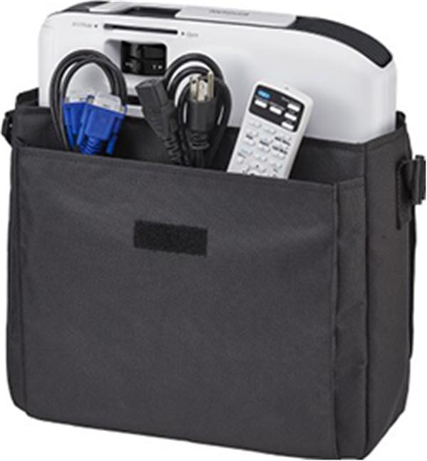 Soft Carry Case EB-W51/X41/W41/W05/E10/E01/S05/FH06/TW650/TW610 Epson Dimensions (WxDxH): 320 x 110 x 290 mm